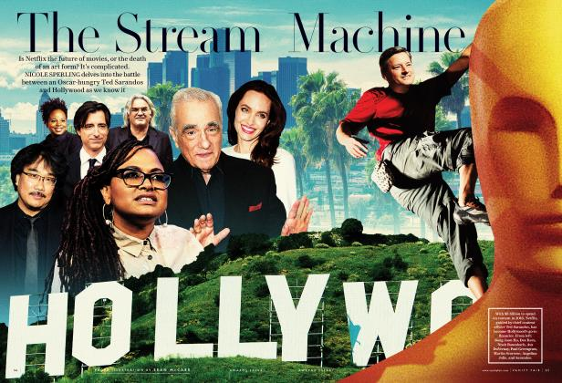 Article Preview: The Stream Machine, Special Edition 2017 | Vanity Fair