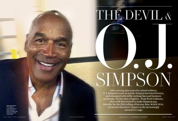 Article Preview: THE DEVIL & O.J. SIMPSON, Holiday 2017/2018 2018 | Vanity Fair
