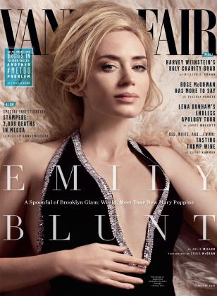 February 2018 | Vanity Fair