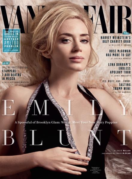 Issue: - February 2018 | Vanity Fair
