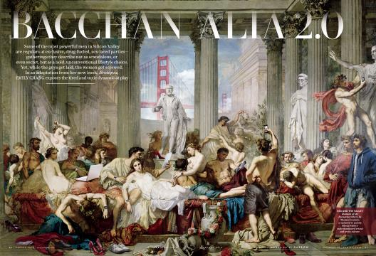 BACCHANALIA 2.0 - February | Vanity Fair