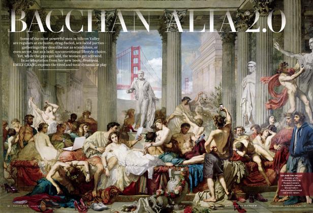 Article Preview: BACCHANALIA 2.0, February 2018 2018 | Vanity Fair