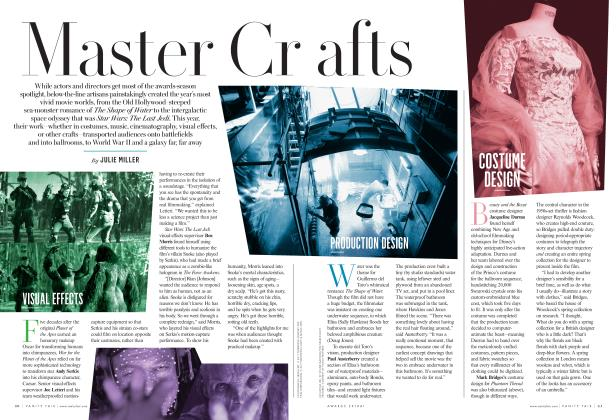 Article Preview: Master Crafts, Special Edition 2018 | Vanity Fair