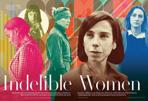 Article Preview: Indelible Women, Special Edition 2018 | Vanity Fair