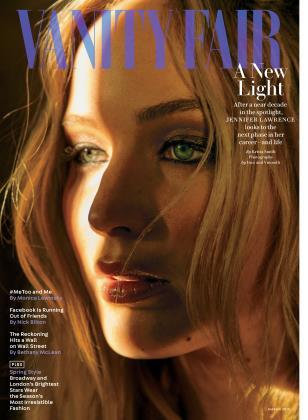 March 2018 | Vanity Fair