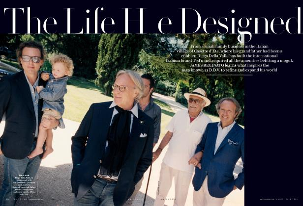 The Life He Designed
