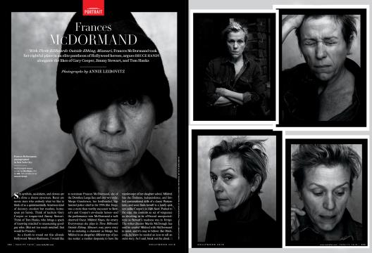 FRANCES McDORMAND - Hollywood | Vanity Fair
