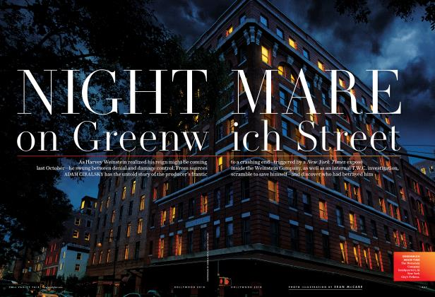 Article Preview: NIGHTMARE on Greenwich Street, Hollywood 2018 2018 | Vanity Fair