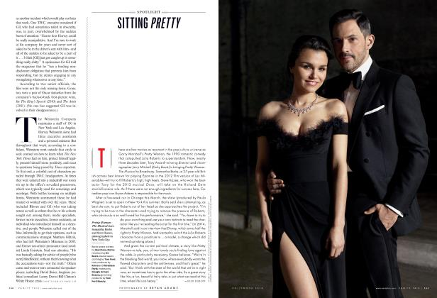 Article Preview: SITTING PRETTY, Hollywood 2018 2018 | Vanity Fair