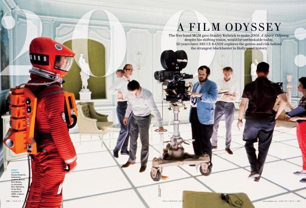A FILM ODYSSEY