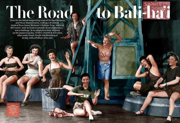 Article Preview: The Road to Bali-ha'i, Hollywood 2018 2018 | Vanity Fair