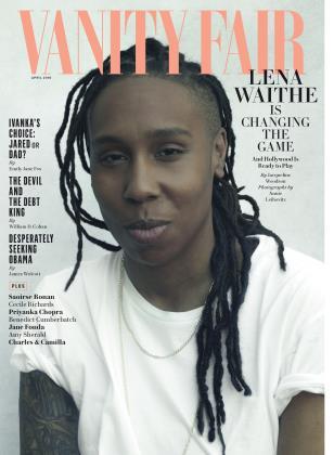 April 2018 | Vanity Fair