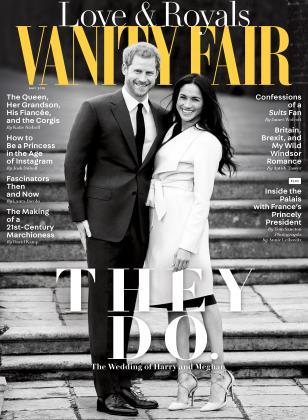 May 2018 | Vanity Fair