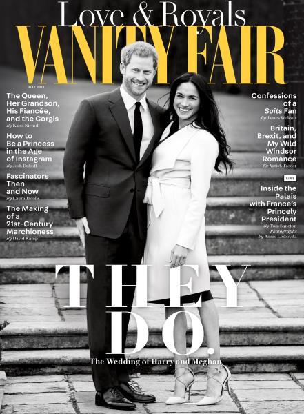 Issue: - May 2018 | Vanity Fair