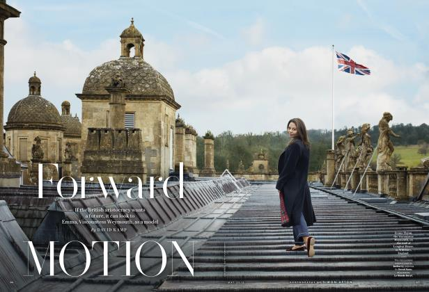 Article Preview: Forward MOTION, May 2018 2018 | Vanity Fair