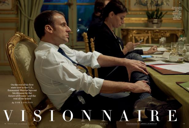 Article Preview: VISIONNAIRE, May 2018 2018 | Vanity Fair