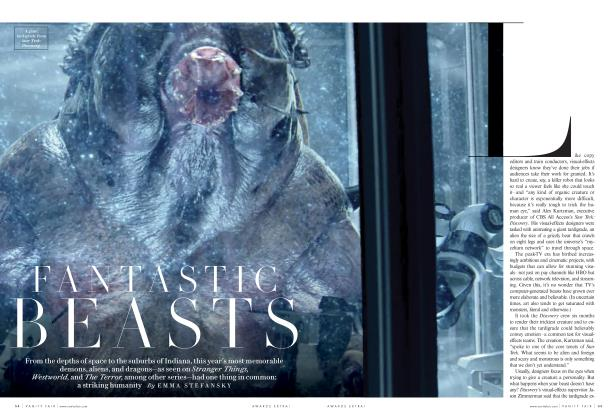 Article Preview: FANTASTIC BEASTS, Special Edition 2018 | Vanity Fair