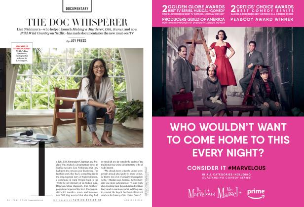 Article Preview: THE DOC WHISPERER, Special Edition 2018 | Vanity Fair