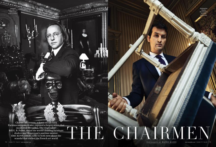 THE CHAIRMEN