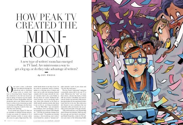 HOW PEAK TV CREATED THE MINIROOM