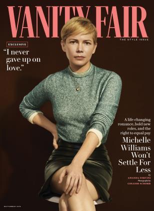 September 2018 | Vanity Fair