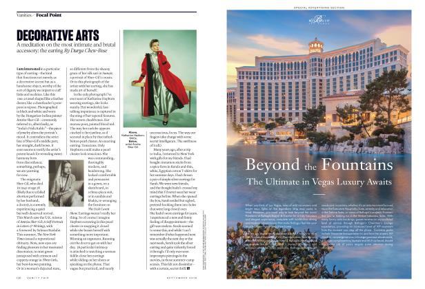 Article Preview: DECORATIVE ARTS, September 2018 2018 | Vanity Fair