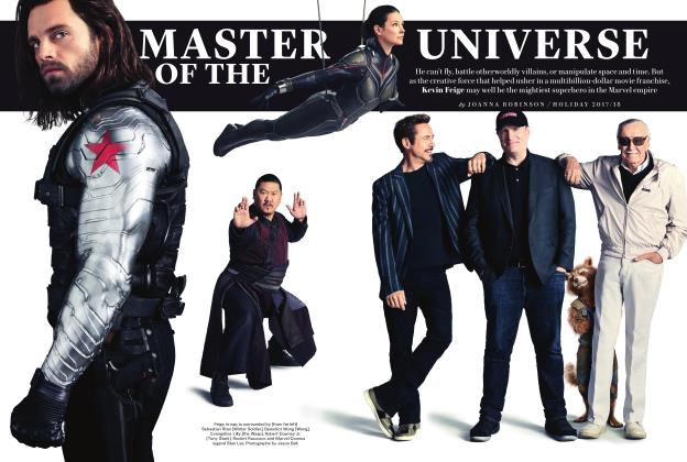 Article Preview: MASTER OF THE UNIVERSE, SPECIAL EDITION 2018 | Vanity Fair