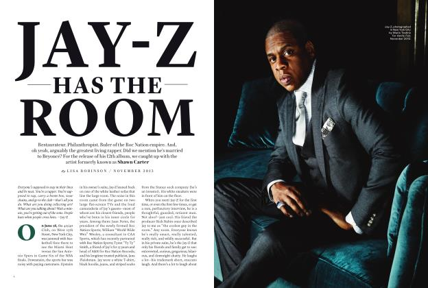 Article Preview: JAY-Z HAS THE ROOM, SPECIAL EDITION 2018 | Vanity Fair