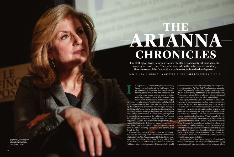THE ARIANNA CHRONICLES