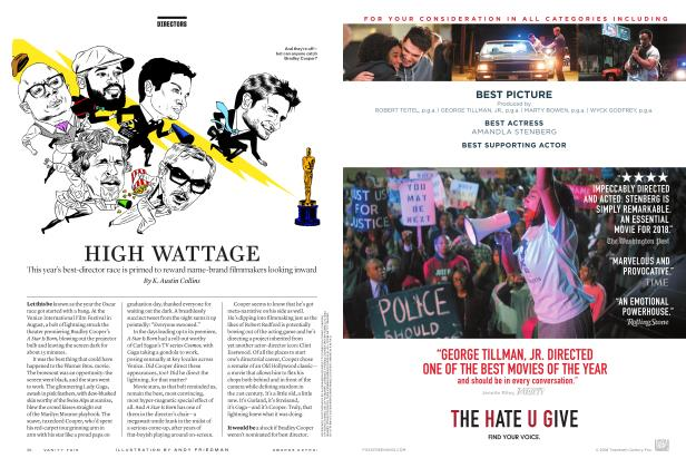 Article Preview: HIGH WATTAGE, Special Edition 2018 | Vanity Fair