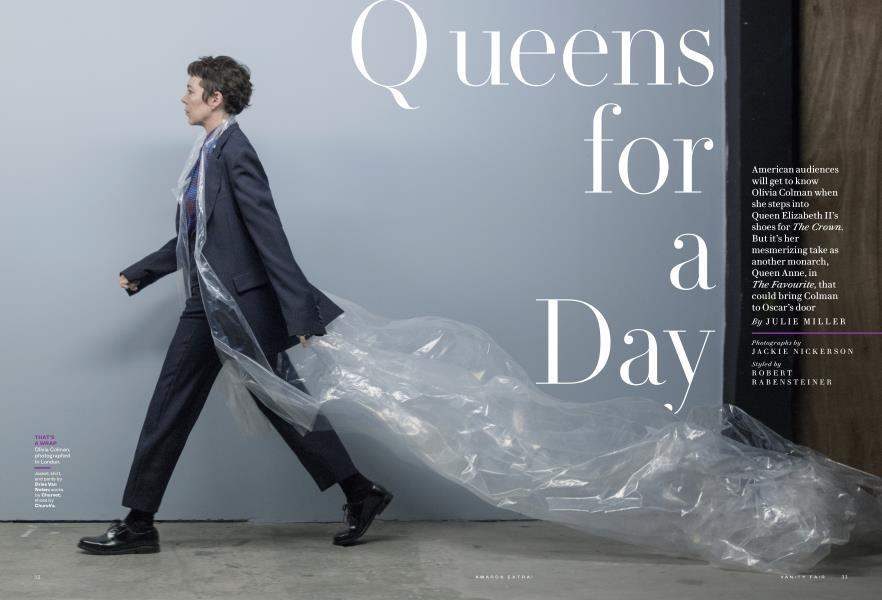 Queens for a Day