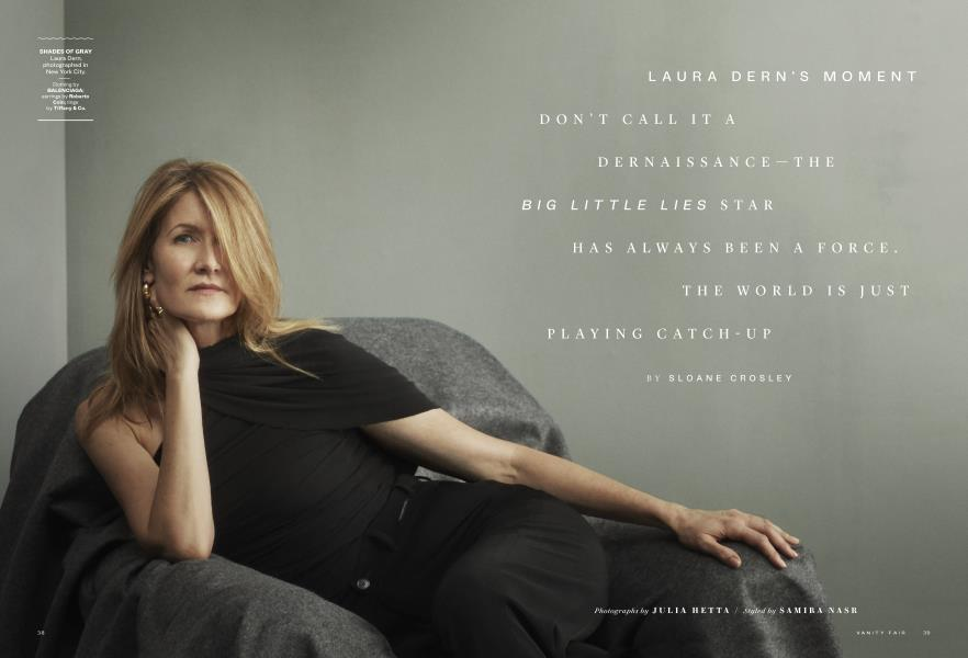 LAURA DERN'S MOMENT