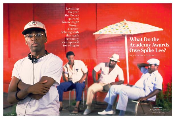 What Do the Academy Awards Owe Spike Lee?