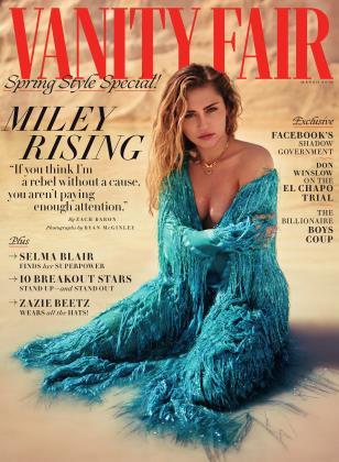 March 2019 | Vanity Fair