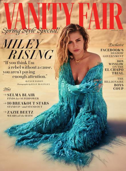 Issue: - March 2019 | Vanity Fair
