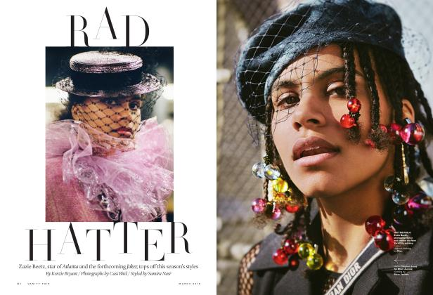 Article Preview: RAD HATTER, March 2019 2019 | Vanity Fair