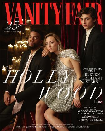 Cover for the HOLLYWOOD 2019 issue