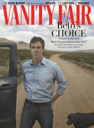 APRIL 2019 | Vanity Fair