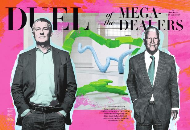 Article Preview: DUEL of the MEGA-DEALERS, April 2019 | Vanity Fair