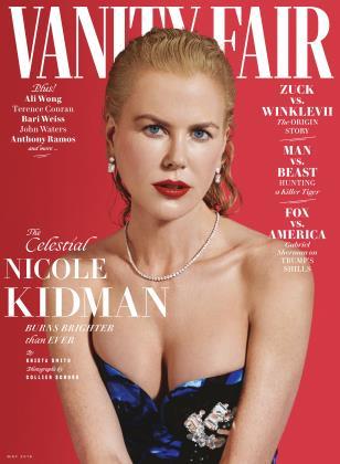 May 2019 | Vanity Fair