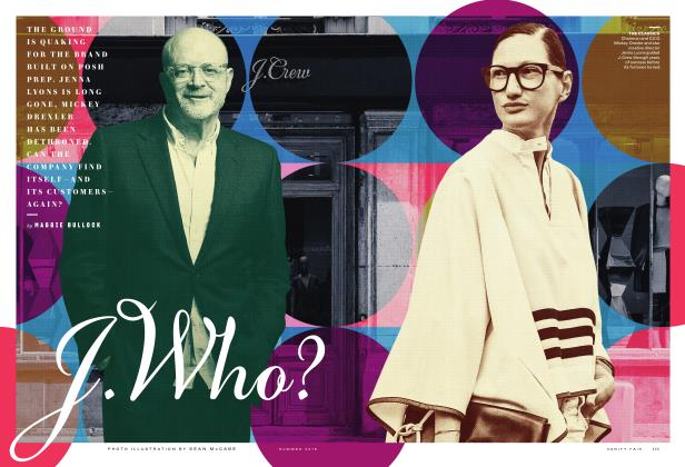 Article Preview: J. Who?, Summer 2019 2019 | Vanity Fair