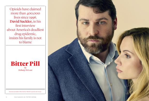 Article Preview: Bitter Pill, August 2019 2019 | Vanity Fair