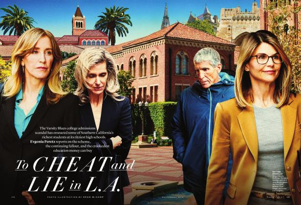 Article Preview: To CHEAT and LIE in L.A., September 2019 | Vanity Fair