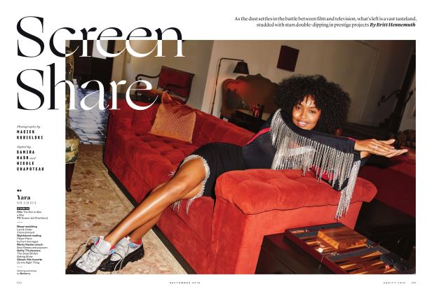 Article Preview: Screen Share, September 2019 2019 | Vanity Fair