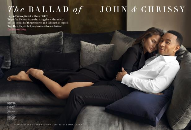 Article Preview: The BALLAD of JOHN & CHRISSY, December 2019 2019 | Vanity Fair