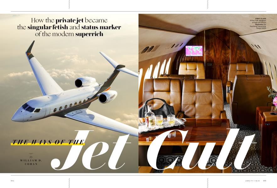THE WAYS OF THE JET CULT
