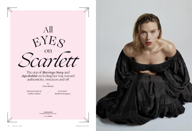All EYES on Scarlett