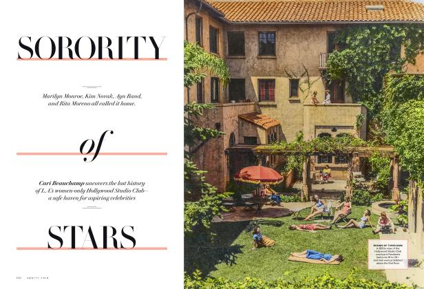 Article Preview: SORORITY of STARS, Holiday 2019/2020 2020 | Vanity Fair