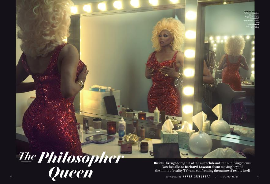 The Philosopher Queen