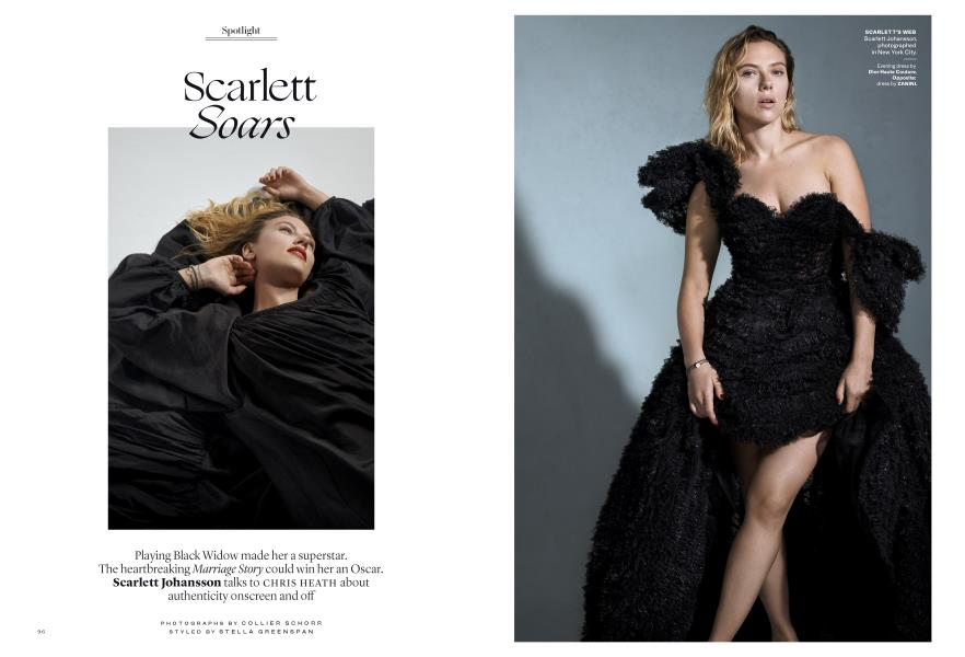 Scarlett Soars